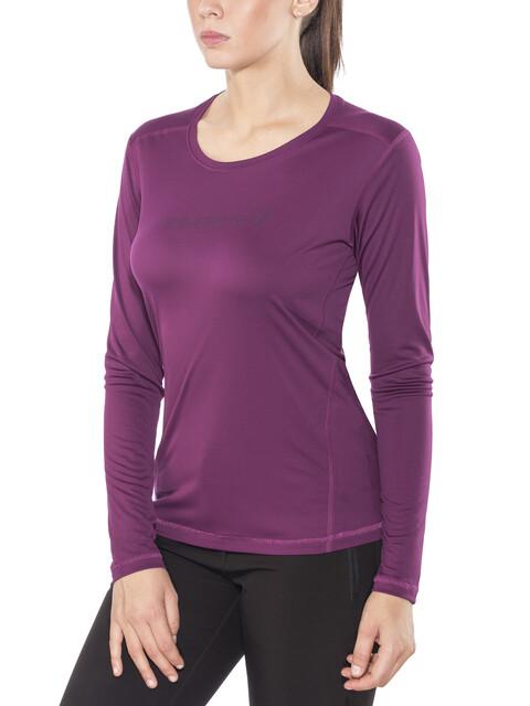 Norrøna /29 Tech - T-shirt manches longues Femme - violet